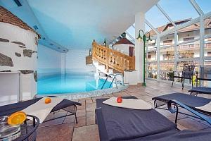 Italské Tyrolsko: lyžování ve vysokohorských skiareálech s ubytováním ve 4* hotelu s neomezeným…...