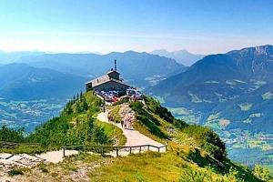 Zájezd na 1 den pro jednoho do Hitlerovy pevnosti Orlí hnízdo a k jezeru Konigsee v Německu....