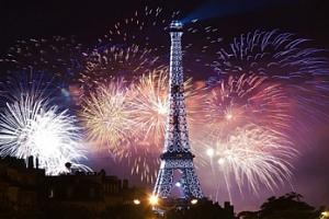 Silvestr v Paříži: 4denní či 5denní zájezd s ubytováním a snídaní...