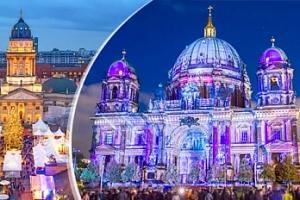 Zájezd do Berlína na Festival světel na 2 dny pro 1 osobu...