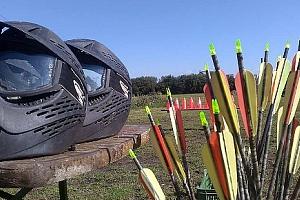 Outdoorová novinka roku: archery game až pro 10 osob v Olomouci...