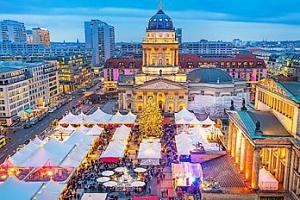 Adventní Berlín - trhy, prohlídka města: 1denní výlet pro 1 os....