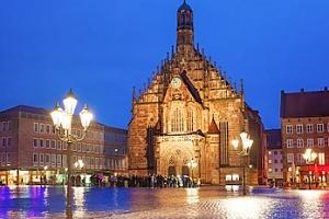 Zájezd na adventní trhy do Norimberku pro 1 osobu...