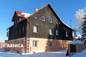 Krušné hory, 3-6 dní pro 1 os. s plnou penzí v hotelu Arnica...