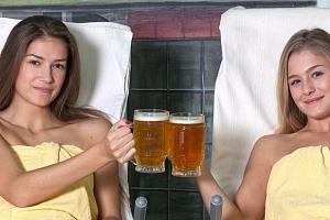 Rožnovské pivní lázně - pivní a santalová péče...