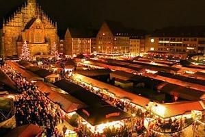 Adventní Norimberk - 1denní výlet na trhy a prohlídku města...