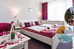 Hotel Racek *** na Lipně s polopenzí, wellness a fitness...