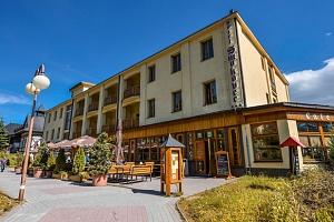 Hotel Smokovec *** v Tatrách s wellness a polopenzí...