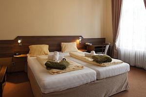Hotel Sevilla*** ve Františkových Lázních s wellness a procedurami...