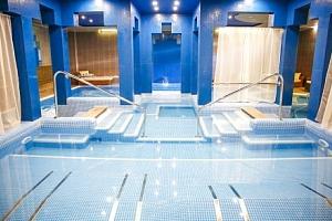 Györ: Golden Ball Club **** s neomezeným wellness se 120 m² vodní plochy...