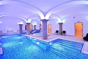 4–6denní luxusní wellness pobyt pro 2 s polopenzí v hotelu Malý Pivovar**** u Českého ráje...