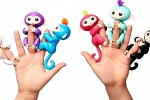 Interaktivní opičky Happy Monkey - jsou dokonalé, extra roztomilé a každý je chce domů....
