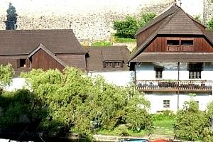 Ubytování pro dva v rodinném penzionu U Tkadlen v Jindřichově Hradci pro 2 osoby na 3 až 5 dní....