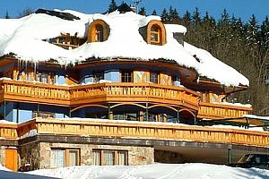 Lyžařský pobyt pro dva na 3 dny v Hotelu Vladimír, poloepnze, džbánek vína, káva nebo čaj....