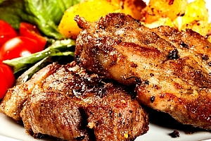 Švejk mix gril nebo koryto plné masových dobrot 2,5 kg masíčka pro 4 až 8 lidí v restauraci Švejk....