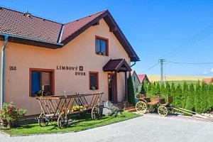 Vysoké Tatry v penzionu Limbový dvůr se snídaní a vstupem do Thermal Parku...