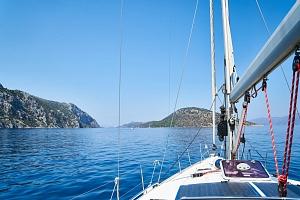 Luxusní víkend na jachtě pro 2 osoby...