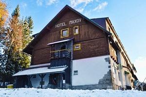3 až 6denní pobyt pro 2 s wellness v hotelu Maxov v Jizerských horách...