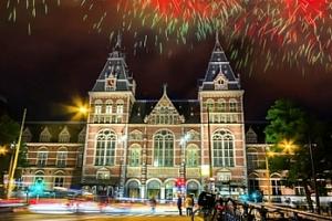 Silvestr v Amsterdamu: 3denní poznávací výlet pro 1 osobu...