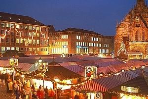 1denní zájezd do Norimberku s průvodcem pro jednoho, tradiční vánoční trhy, pražené kaštany, svařák....