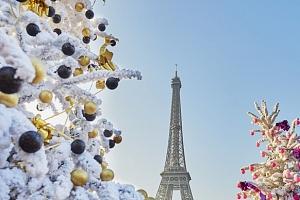 Adventní Paříž na 3 nebo 4 dny...