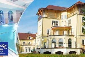 Mariánské Lázně Hotel Goethe na 3-6 dní s polopenzí a wellness...