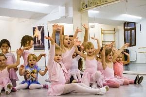 Baletní kurz pro děti...