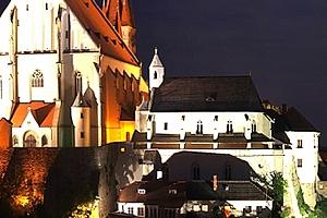 Silvestrovský pobyt v hotelu BAX *** pro dva s bohatou polopenzí, přípitkem a lahví výborného vína....