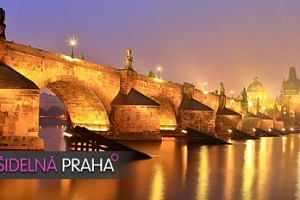 Strašidelná Praha - naučná procházka po Praze - dle výběru...
