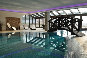Zima a jaro v Hotelu Kempa*** v Beskydech s wellness a polopenzí...