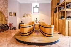 Poděbrady s pivní lázní, neomezenou konzumací piva a snídaní v Penzionu Obora...
