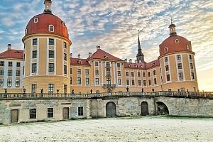 Vánoční Drážďany s návštěvou zámku Moritzburg pro jednoho...
