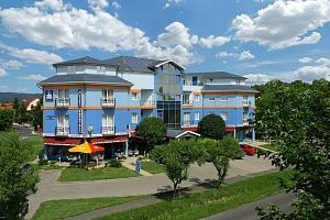 Senzační Balaton v 3* hotelu s neomezeným wellness, polopenzí i zapůjčením kol + slevový voucher na…...