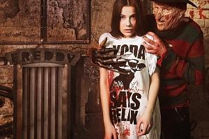 Úniková hra Freddy Krueger...