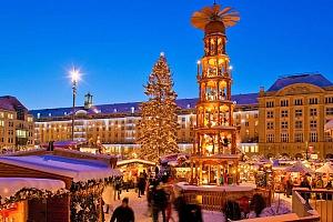 Výlet do Drážďan za podmanivou vánoční atmosférou na tradiční trhy pro JEDNOHO...