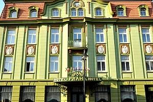 Wellness pobyt pro dva v 4*Grand Hotelu Praha v Českém Ráji. Polopenze, vstup do Císařských lázní....