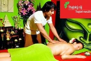 60minutová royal bylinná masáž a rybičky Garra Rufa v pražských salonech Thajský ráj...