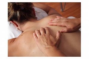 Relaxační masáž zad a šíje...