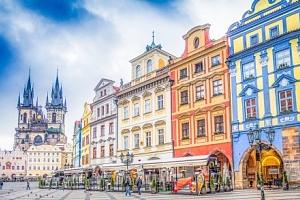 Praha jen 10 minut od centra města v Hotelu JUNO *** se snídaní...