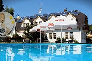 Hotel Zlatý potok na Šumavě s kuchyní oceněnou v Ano, šéfe!...