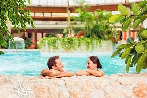 Szentgotthárd: exotické termály v Maďarsku v útulném hotelu s polopenzí a vstupem do lázní – extra…...