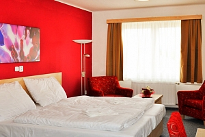 Hotel Bobík s vlastním minipivovarem, all inclusive nápoji a polopenzí...