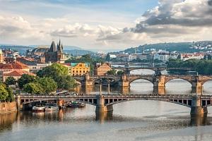 Exkluzivní pobyt v historickém centru Prahy, dítě do 10 let zdarma...