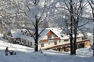 Zima i jaro s wellness a procedurami v Bílých Karpatech na Chatě Jana...