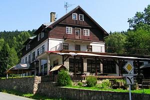 Hotel Orlice *** v Orlických horách s polopenzí, dítě zdarma...