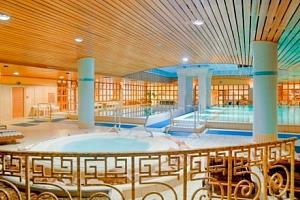 Budapešť blízko centra v The Aquincum Hotelu Budapest **** s termálními bazény...