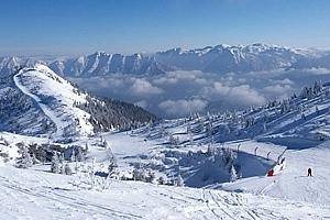 Lyžařský pobyt pro dvě osoby v Rakouských Alpách v českém pensionu Sun se snídaní na 3 dny....