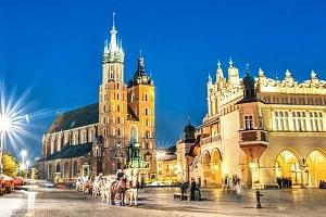 Celodenní zájezd pro 1 na vánoční trhy do polského Krakova s prohlídkou města...