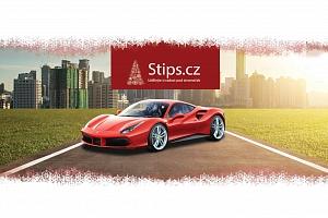 VÁNOČNÍ AKCE: Zážitková jízda v Lamborghini nebo Ferrari 1+5 kol...
