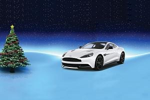 VÁNOČNÍ AKCE: Zážitková jízda v BMW nebo Aston Martin...